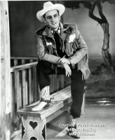 Sev Widman - Sheriff Sev