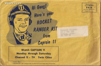 Captain 11 Rocket Ranger Kit