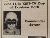 Commander Saturn