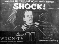Shock Theater debuts February 1958